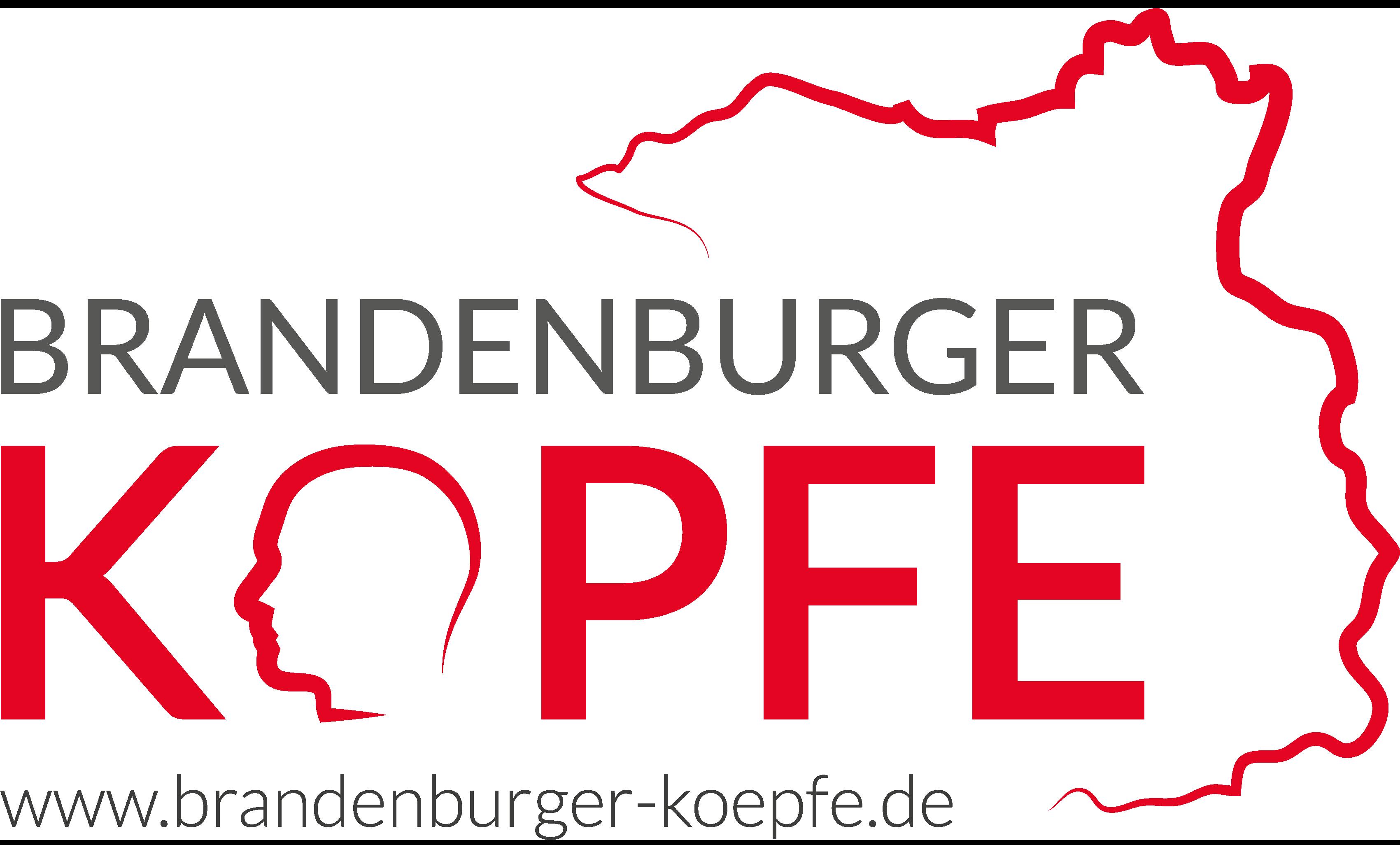 Brandenburger Köpfe Logo
