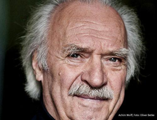 Woidke gratuliert Achim Wolff zum 80. Geburtstag