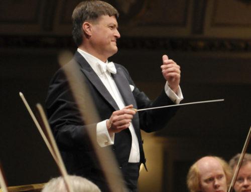 Woidke gratuliert Dirigent Christian Thielemann zum 60. Geburtstag