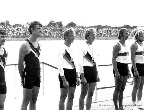Dream-Team des Rudersports – Woidke gratuliert Zwillingsbrüdern Jörg und Bernd Landvoigt zum 70. Geburtstag