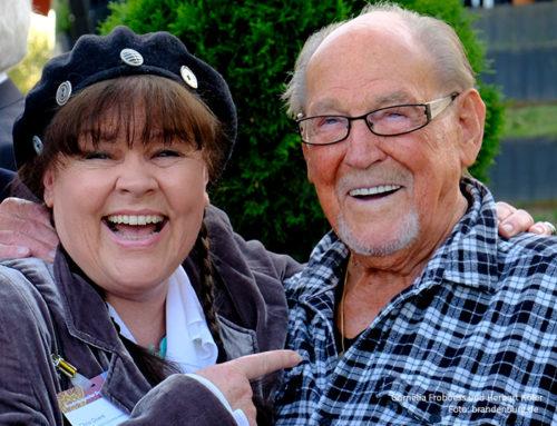 Ältester aktiver Schauspieler der Welt feiert Geburtstag
