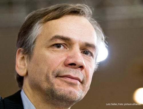 Lutz Seiler gewinnt Belletristik-Preis