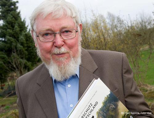 Erfinder des Nationalparkprogramms wird 80 Jahre