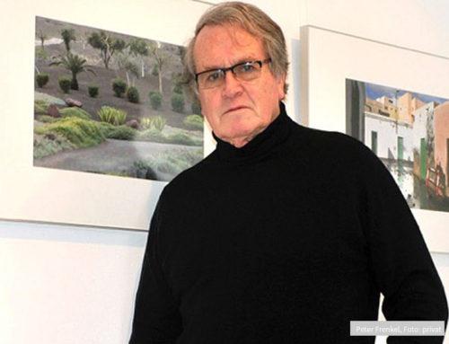 Zwei erfolgreiche Karrieren als Sportler und Fotograf: Woidke gratuliert Peter Frenkel zum 80. Geburtstag