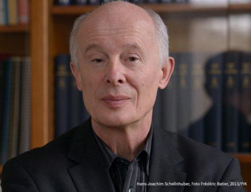 Eindringlicher Mahner für den Klimaschutz ¬–  Woidke gratuliert Prof. Schellnhuber zum 70.