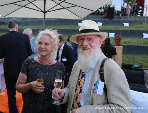 Woidke gratuliert Ronald Paris zum 85. Geburtstag