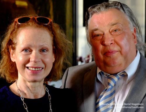 Sunny und andere – Renate Krößner wird 75.