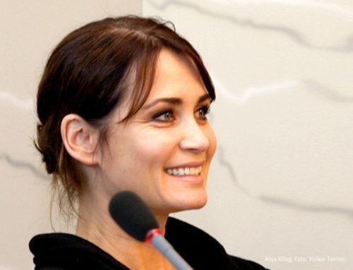Dreh für neuen Thriller mit Anja Kling