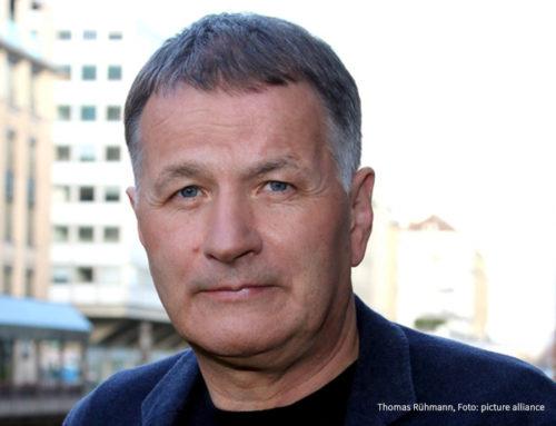 Leidenschaftlicher Theatermacher und Naturbotschafter – Woidke gratuliert Thomas Rühmann zum 65. Geburtstag