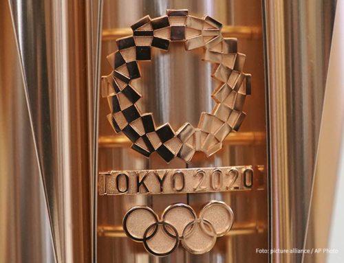 Brandenburger Köpfe ins OLYMPIA-TEAM TOKIO berufen