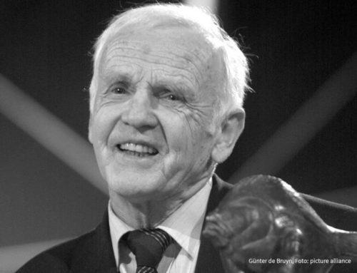 Schmerzlicher Verlust: Woidke zum Tod des Schriftstellers Günter de Bruyn