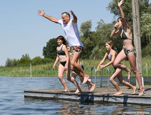 Brandenburger Köpfe springen für Brandenburg
