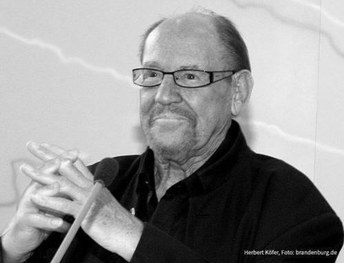 Trauer um TV- und Bühnenschauspieler Herbert Köfer