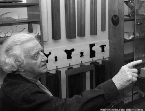 Begründer der internationalen Treppenforschung gestorben