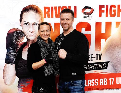 Neuer Boxkampf mit Ramona Kühne
