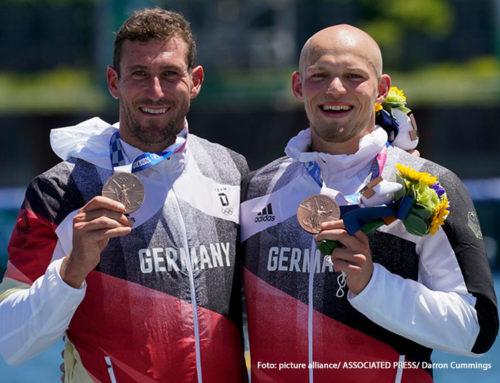 Olympia-Bronze für Sebastian Brendel