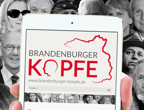 5 Jahre Brandenburger Köpfe – iPad gewinnen