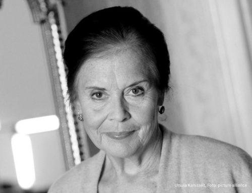 Ursula Karusseit gestorben