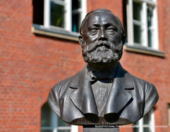 Rudolf Virchow, picture alliance/Bildagentur-online